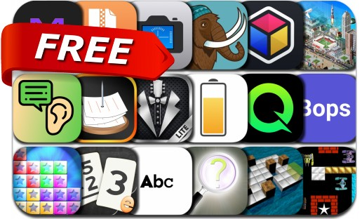 iPhone & iPad Apps Gone Free - July 23, 2020
