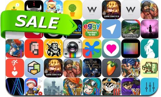 iPhone & iPad App Price Drops - December 28, 2018