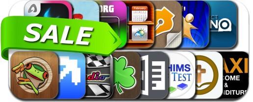 iPhone & iPad App Price Drops - February 24, 2014
