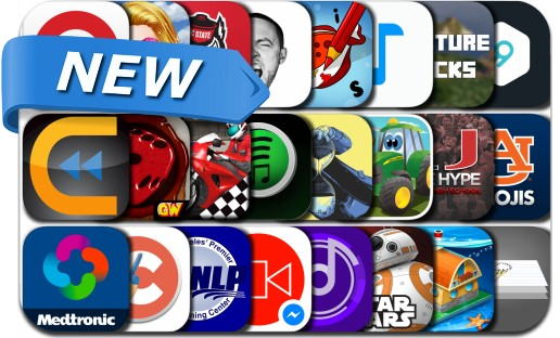 Newly Released iPhone & iPad Apps - September 5, 2015