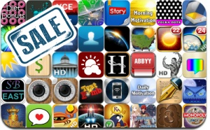 iPhone and iPad Apps Price Drops - August 27