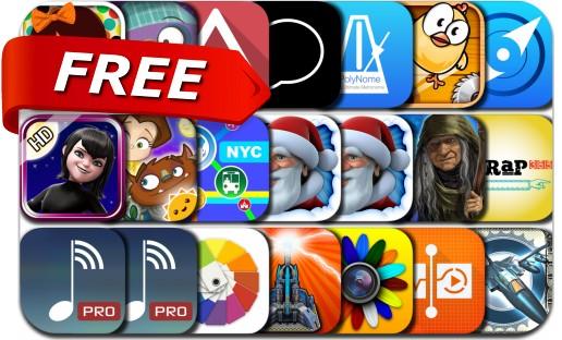 iPhone & iPad Apps Gone Free - November 20, 2015