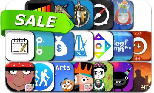 iPhone & iPad App Price Drops - January 3, 2020