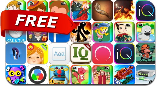 iPhone & iPad Apps Gone Free - November 21, 2014