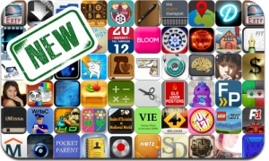 Newly Released iPhone and iPad Apps - September 17