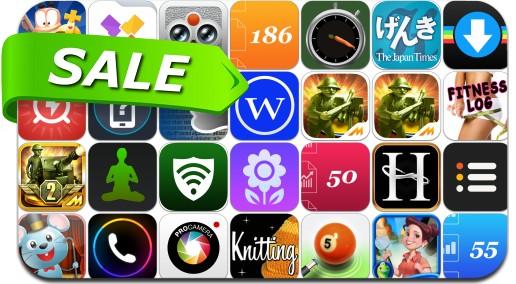 iPhone & iPad App Price Drops - September 2, 2014
