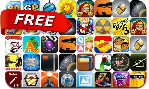 iPhone & iPad Apps Gone Free - July 26