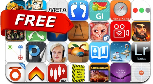 iPhone & iPad Apps Gone Free - November 26