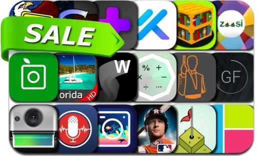 iPhone & iPad App Price Drops - August 13, 2019