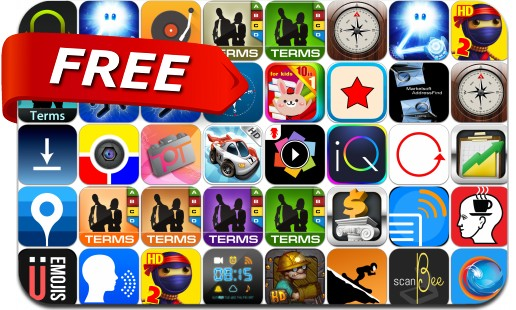iPhone & iPad Apps Gone Free - December 3, 2014