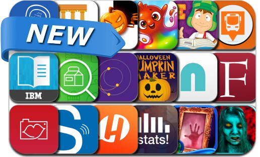 Newly Released iPhone & iPad Apps - October 28, 2014