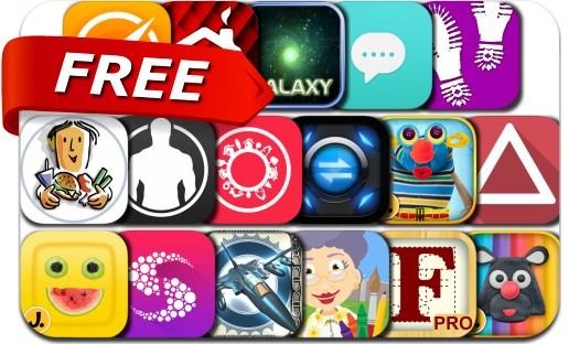 iPhone & iPad Apps Gone Free - August 21, 2015