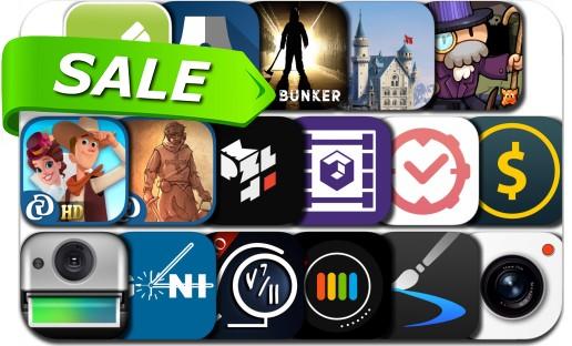 iPhone & iPad App Price Drops - August 27, 2019