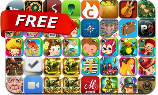 iPhone & iPad Apps Gone Free - July 1