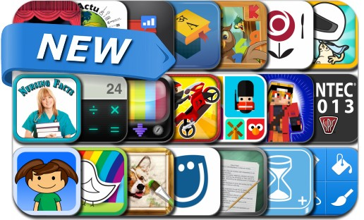 Newly Released iPhone & iPad Apps - April 22