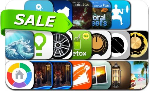 iPhone & iPad App Price Drops - August 15, 2016