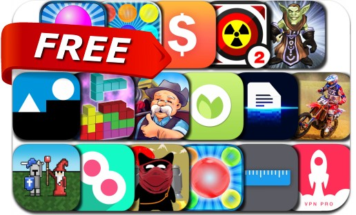 iPhone & iPad Apps Gone Free - May 14, 2018