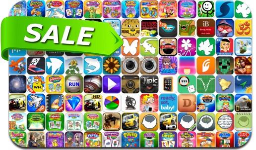 iPhone & iPad App Price Drops - May 1