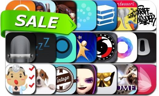iPhone & iPad App Price Drops - August 7, 2016