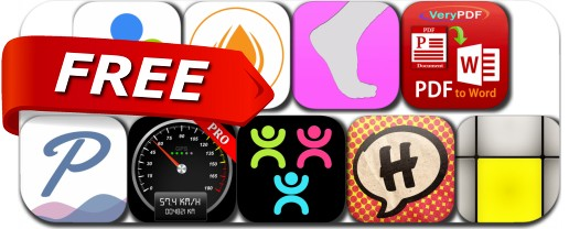 iPhone & iPad Apps Gone Free - July 4, 2017