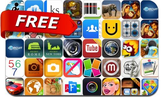 iPhone & iPad Apps Gone Free - November 6