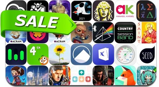 iPhone & iPad App Price Drops - October 22, 2021