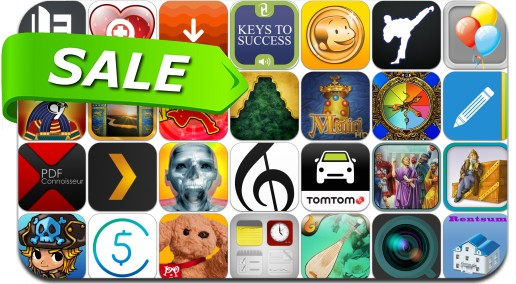 iPhone & iPad App Price Drops - November 24, 2014