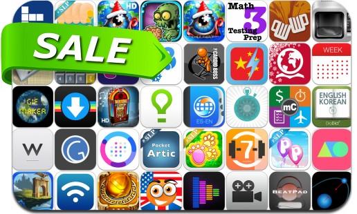 iPhone & iPad App Price Drops - February 6, 2015