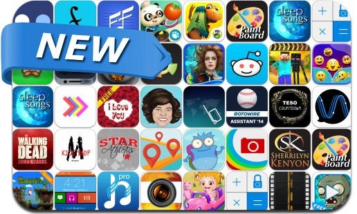 Newly Released iPhone & iPad Apps - February 14, 2014