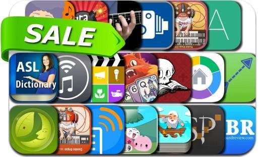 iPhone & iPad App Price Drops - October 18, 2016