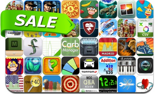 iPhone & iPad App Price Drops - January 21, 2015