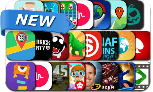 Newly Released iPhone & iPad Apps - August 5, 2016