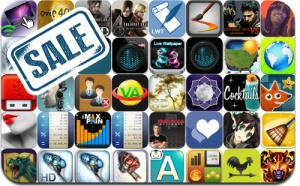 iPhone and iPad Apps Price Drops - October 2