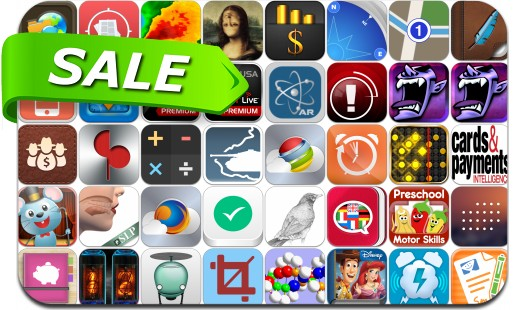iPhone & iPad App Price Drops - May 21
