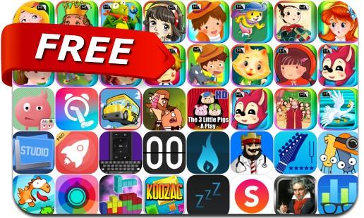 iPhone & iPad Apps Gone Free - November 24, 2017
