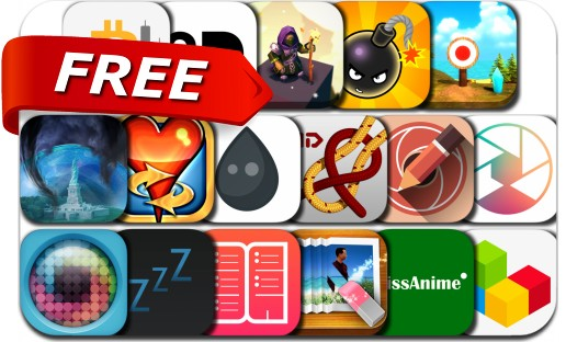 iPhone & iPad Apps Gone Free - May 4, 2018