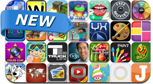 Newly Released iPhone & iPad Apps - May 19