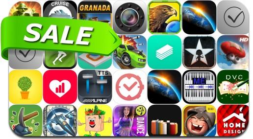 iPhone & iPad App Price Drops - July 16, 2015