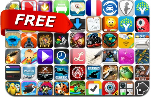 iPhone & iPad Apps Gone Free - March 28