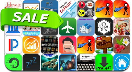 iPhone & iPad App Price Drops - August 17, 2014