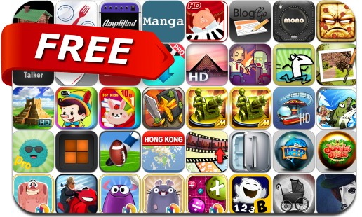 iPhone & iPad Apps Gone Free - October 31