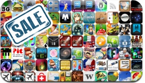 iPhone and iPad Apps Price Drops - July 27