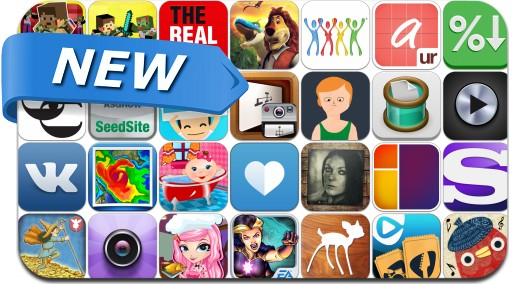 Newly Released iPhone & iPad Apps - June 12