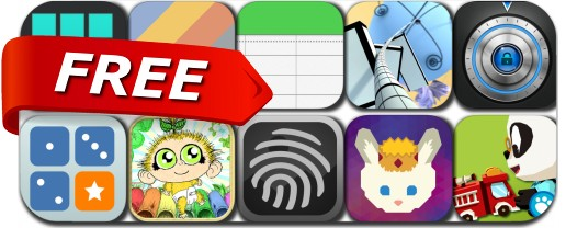 iPhone & iPad Apps Gone Free - May 11, 2016
