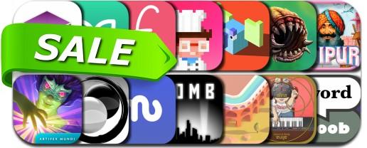 iPhone & iPad App Price Drops - February 8, 2019