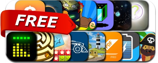 iPhone & iPad Apps Gone Free - April 5, 2019