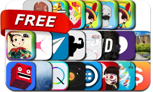 iPhone & iPad Apps Gone Free - November 22, 2018