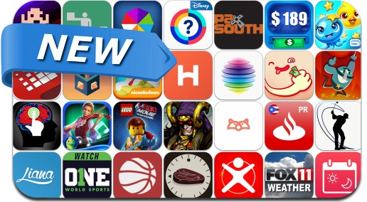 Newly Released iPhone & iPad Apps - January 23, 2015
