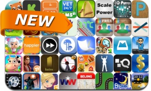 Newly Released iPhone & iPad Apps - February 8