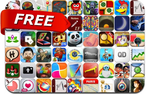 iPhone & iPad Apps Gone Free - June 8
